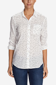 Women's Boyfriend Packable Shirt