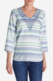 Women's Vista Point Tunic - Stripe