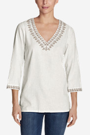 Women's Vista Point Tunic w/ Embroidery