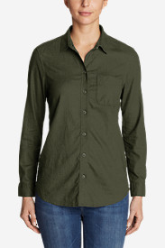 Women's Vista Point Boyfriend Shirt