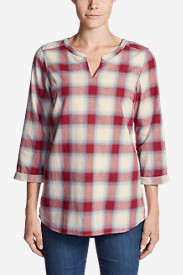 Women's Stine's Favorite Flannel Tunic