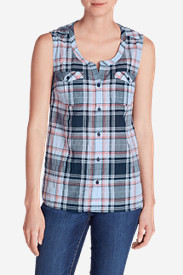 Women's Packable Sleeveless Shirt