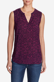 Women's Sunrise Sleeveless Popover Shirt