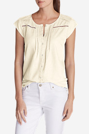 Petite Tops for Women: Women's Vista Point Top