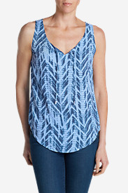 Petite Tops for Women: Women's Sunrise Tank Top