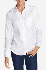 Women's Treeline Double Cloth Shirt - Solid