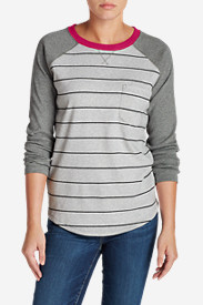 Cotton Tops for Women: Women's Legend Wash Pocket Sweatshirt
