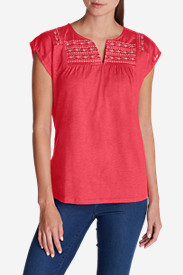 Women's Laurel Canyon Embroidered Top