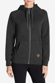 Gray Hoodies for Women: Women's Pilchuck Full-Zip Hoodie