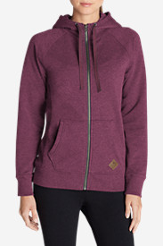 Plus Size Hoodies for Women: Women's Bonfire Full-Zip Hoodie
