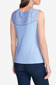 Women's Ravenna Crochet Tank Top