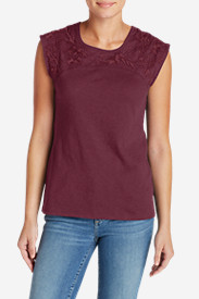 Women's Daybreak Embroidered Top