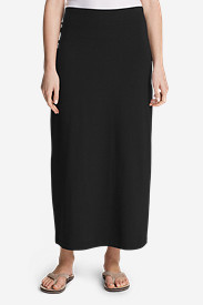 Women's Kona Maxi Skirt - Solid