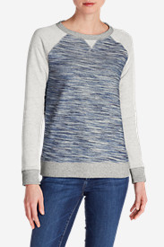 Women's Sunrise French Terry Sweatshirt