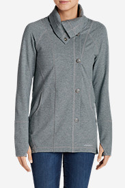 Jackets for Women: Women's Summit Assymetrical Jacket