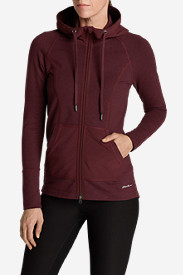 Purple Hoodies for Women: Women's Summit Full-Zip Hoodie