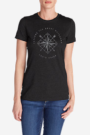 Women's Arrow Lockup Triblend T-Shirt
