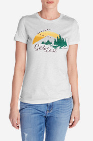 Women's Get Lost Triblend T-Shirt