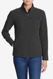 Women's Forest Ridge Bouclé Fleece 1/4-Zip