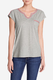 Women's Rosario Beach Pocket T-Shirt
