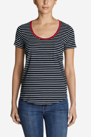 Women's Gypsum Short-Sleeve T-Shirt - Americana