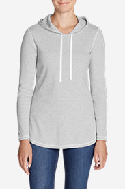Women's Favorite Long-Sleeve Hoodie - Stripe