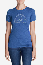 Women's Graphic T-Shirt - Wanderers