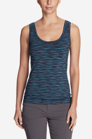 Women's Lookout Tank Top - Space Dye