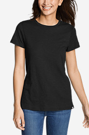 Women's Legend Wash Slub Short-Sleeve Crew T-Shirt