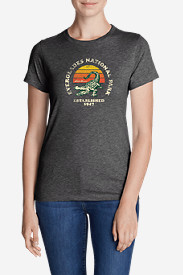Women's Graphic T-Shirt - Everglades National Park