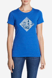 Women's Graphic T-Shirt - Acadia National Park