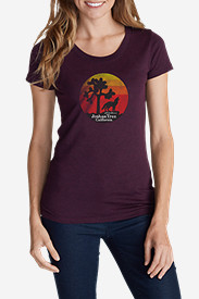 Women's Graphic T-Shirt - Joshua Tree