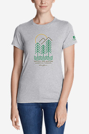 Women's Graphic T-Shirt - American Forests