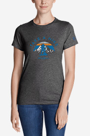 Women's Graphic T-Shirt - Take A Hike