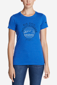 Women's Graphic T-Shirt - Big City Mountaineers