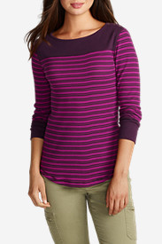 Women's Stine's Favorite Waffle - Mini Stripe