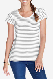 Women's Lookout Short-Sleeve T-Shirt - Stripe