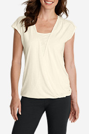 Women's Girl On The Go® Wrap Top