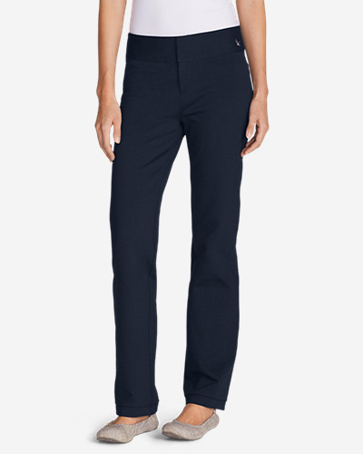 Petite Pants for Women: Women's Passenger Ponte Pants
