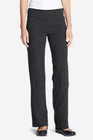 Petite Pants for Women: Women's NEW Girl On The Go® Knit Pants