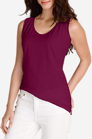 Women's Embroidered Tank Top