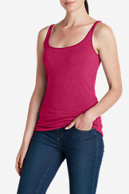 Tall Tank Tops for Women: Women's Layering Cami - Solid