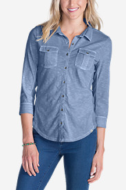 Button-Down Tops for Women: Women's Ravenna Shirt