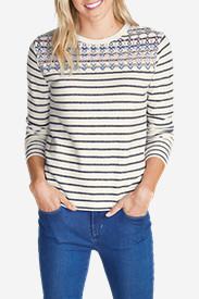 Women's Shoreline Embroidered Pullover