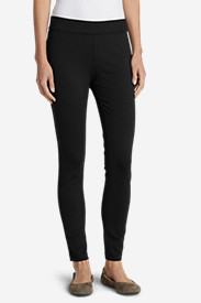 Nylon Pants for Women: Women's Passenger Ponte Skinny Pants
