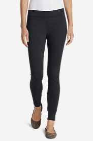 Petite Yoga Pants for Women: Women's Passenger Ponte Skinny Pants