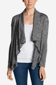 Wrap Tops for Women: Women's 7 Days 7 Ways Cardigan