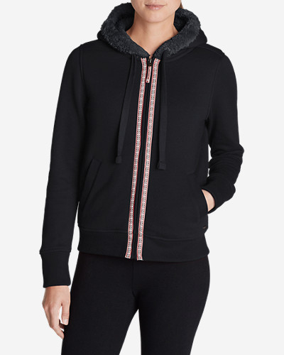 Fleece Hoodies for Women: Women's Cabin Fleece Hoodie