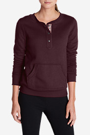 Women's Cabin Fleece Crew