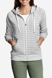Women's Legend Wash Hoodie - Stripe